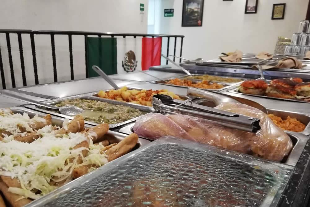 Restaurante en Real del Monte